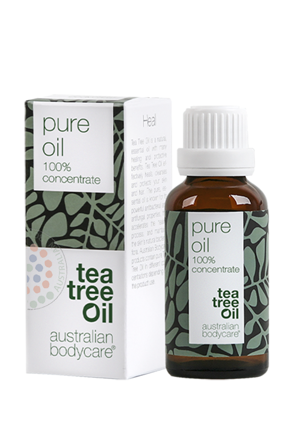 ABC TEA TREE olej - original Australian Bodycare  TEA TREE OIL ORIGINAL - 30ML / NOVÝ OBAL